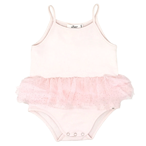 oh baby! Ballet Leotard with Pale Pink Glinda Skirt