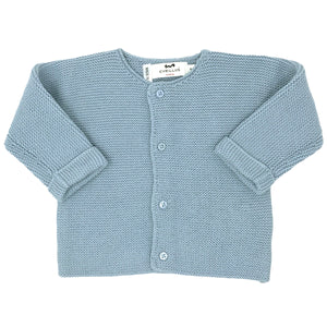Cyrillus Paris Evan Knit Sweater - Ciel Point
