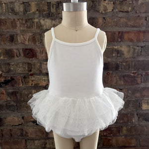 oh baby! Ballet Leotard with Ivory Glinda Skirt