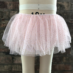 oh baby! Glinda Tushie Diaper Cover - Light Pink/Gold - Pale Pink