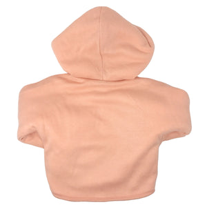 oh baby! Snowdrift Hoodie Jacket, Apricot