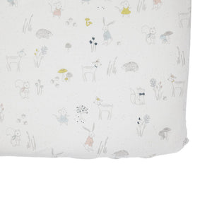 Magical Forest Crib Sheet - oh baby!
