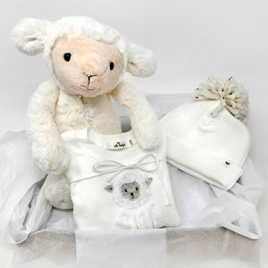 oh baby! Mini Lamb Love Gift Box Set
