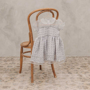 Noralee Gidgette Dress - Cloud