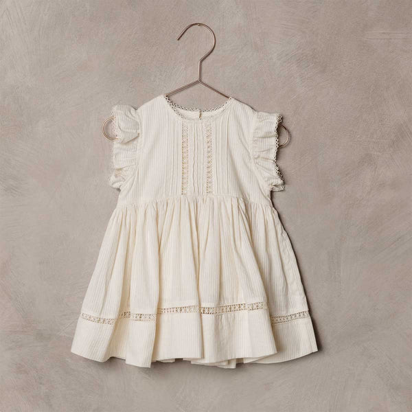 Noralee Isla Dress - Ivory