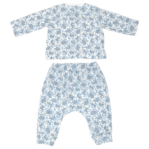 Petit Bateau Koala Print Jacket and Pants Set