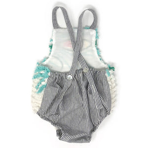 "oh baby! Anniversary Vintage ""One of a Kind"" Romper - Size 12-18 Months - oh baby!"