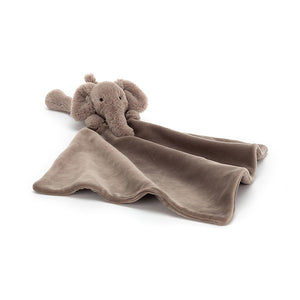 Jellycat Shooshu Elephant Soother - oh baby!