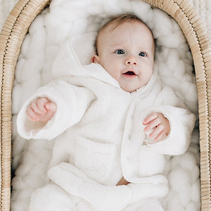 oh baby! Snowdrift Hooded Jacket - Cream