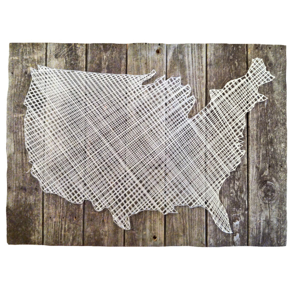 oh baby! String Art - USA - oh baby!