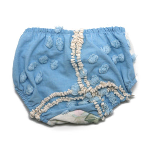 "oh baby! Anniversary Vintage ""One of a Kind"" Tushie Diaper Cover - 6-12 Months - oh baby!"