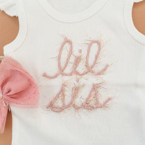 oh baby! Lil Sis Tank Top