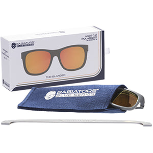 Babiators The Islanders Polarized Sunglasses - Ages 0-2 - oh baby!