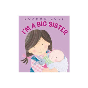 I'm a Big Sister - oh baby!