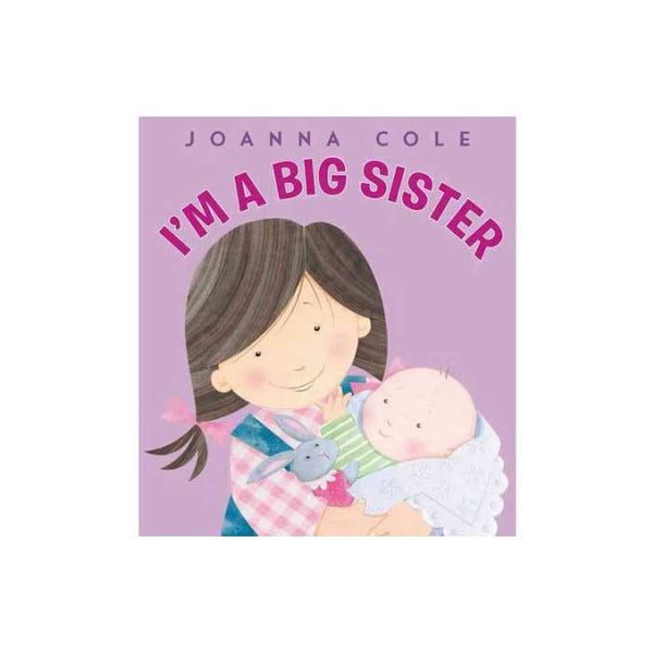 I'm a Big Sister Book - oh baby!