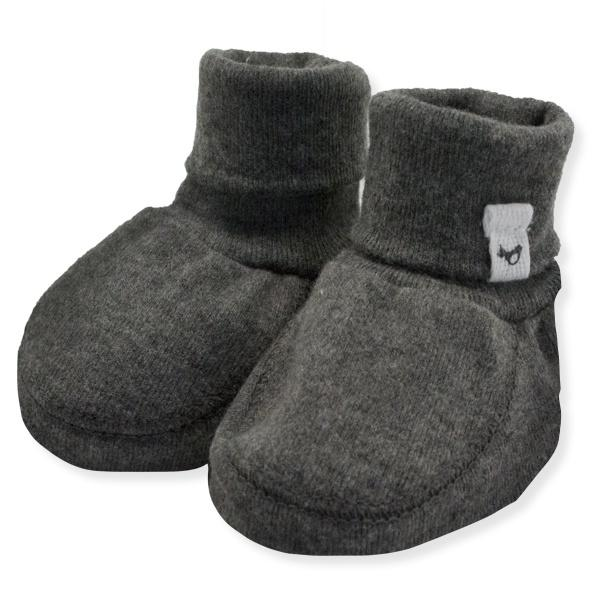 oh baby! Bootie Baby Rib - Charcoal