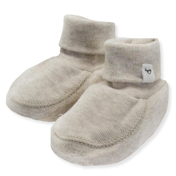 oh baby! Bootie Baby Rib - Sand