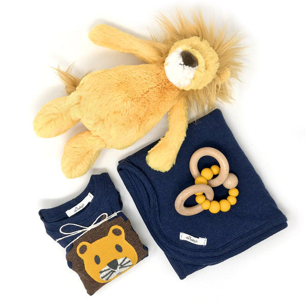 oh baby! Lion Love Gift Box Set