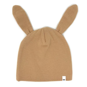 oh baby! Bunny Ears Hat - Honey