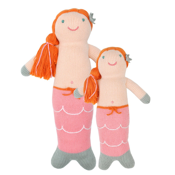 Blabla Knit Doll, Melody the Mermaid - Mini Size - oh baby!