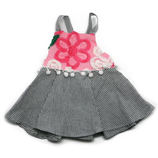 "oh baby! Anniversary Vintage ""One of a Kind"" Jumper Dress - Size 6-12 Months - oh baby!"