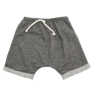 oh baby! Favorite Shorts - Washed Charcoal - oh baby!