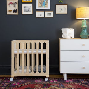 Oeuf Fawn Crib and Bassinet System - oh baby!