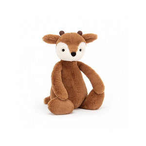 Jellycat Bashful Fawn Plush Stuffed Animal - Small