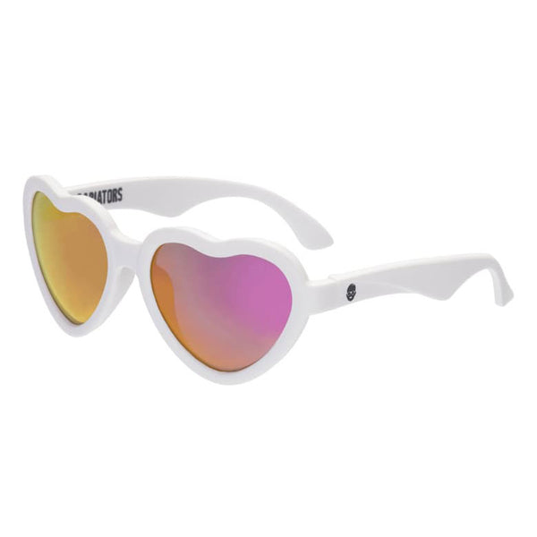 Babiators Hearts Polarized Sunglasses - The Sweetheart - Infant
