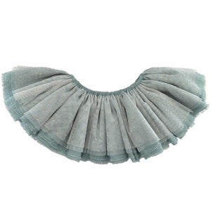 oh baby! Glinda Fairy Skirt - Misty Blue - Ivory/Gold