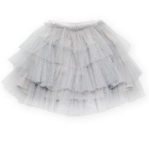 oh baby! Glinda Stardust Skirt - Silver