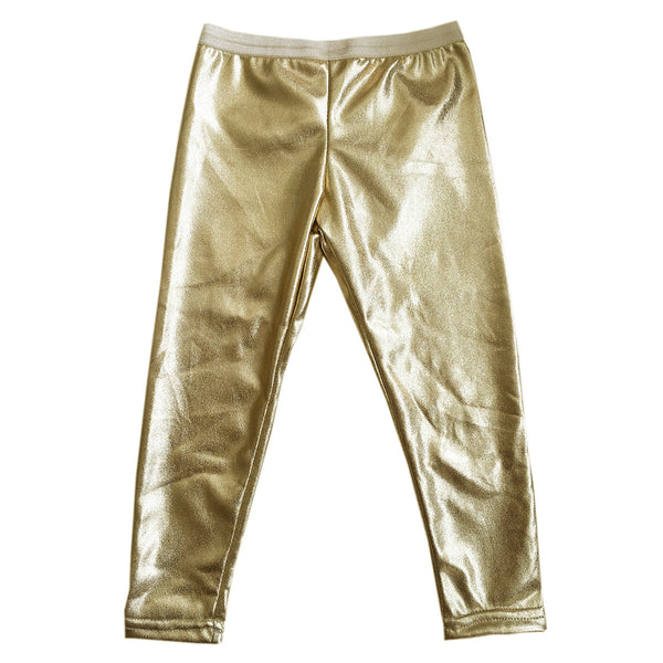 oh baby! Sandy Leggings - Gold - oh baby!