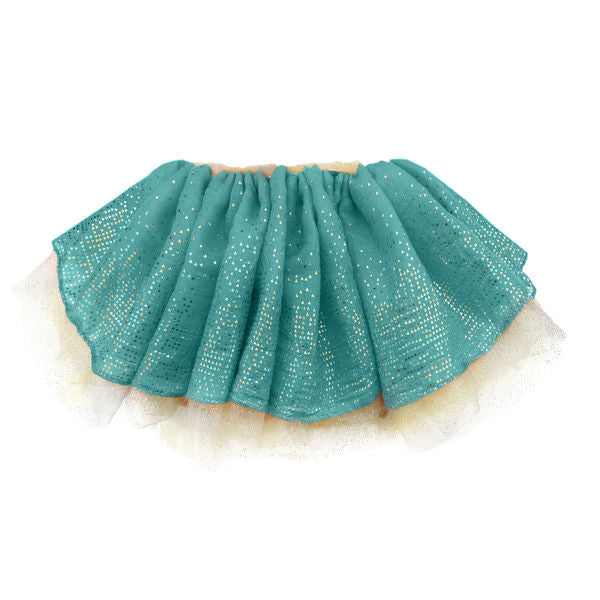 oh baby! Goldie Infant Tutu Skirt - Mint
