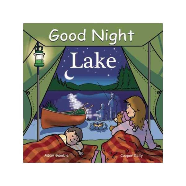 Good Night Lake Book - oh baby!