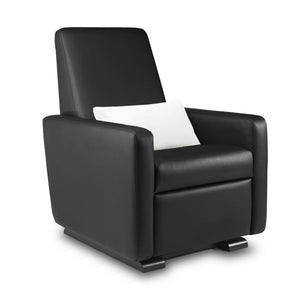 MONTE Grano Glider Recliner - Enviroleather Fabrics - oh baby!