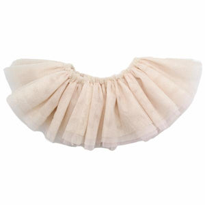 oh baby! Frill Tutu - Gold Honeycomb over Blush - Infant