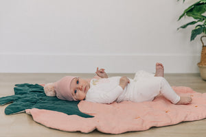 oh baby! Linen Playmat Strawberry