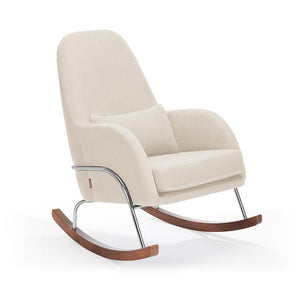 MONTE Jackson Rocking Chair - Natural/Cotton Linen Fabrics - oh baby!