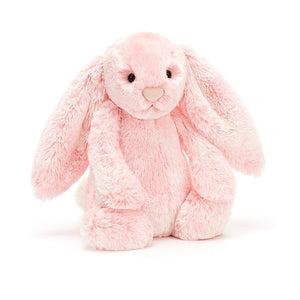 Jellycat Bashful Peony Bunny Plush Stuffed Animal - Medium