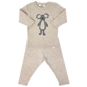 oh baby! Two Piece Set - Ragdoll Koala - Sand