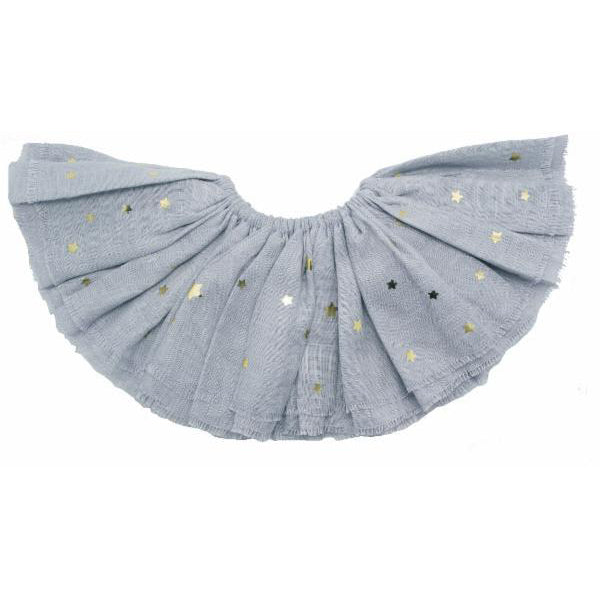 oh baby! Fairy Skirt - Stars in Gold Foil - Dusty Lavender