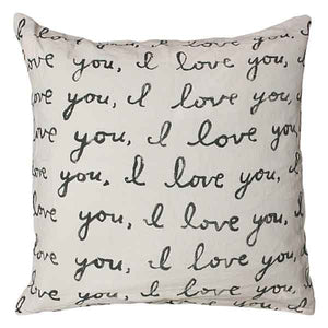 Sugarboo Designs Letter For You Pillow - oh baby!