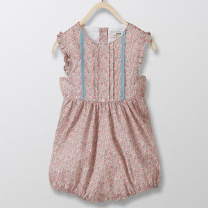 Cyrillus Paris Evonne Liberty Floral Baby Rompersuit