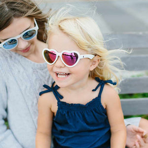 Babiators The Sweetheart Polarized Sunglasses - Ages 0-2 - oh baby!