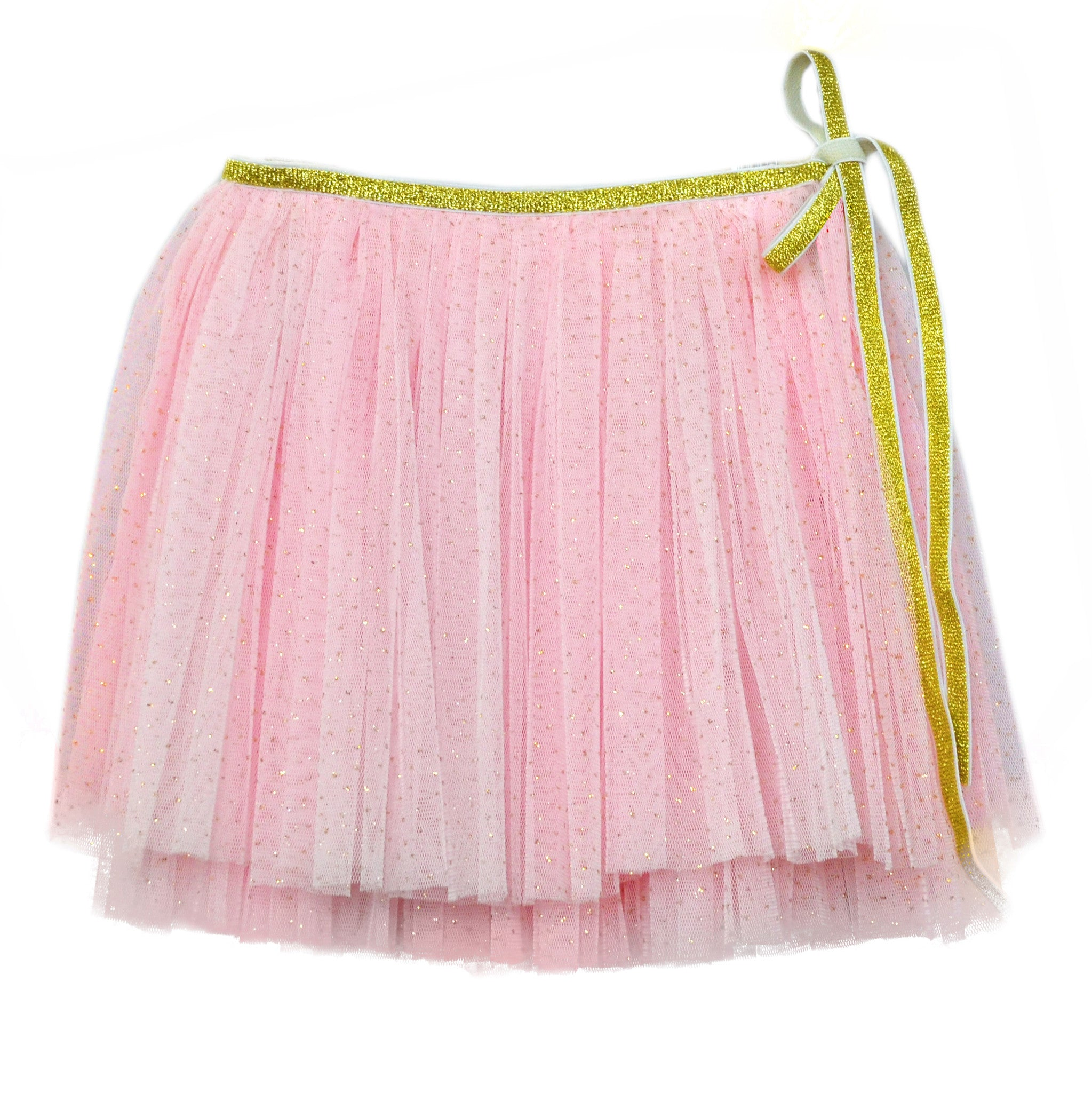 Oh Baby! Glinda Wrap Skirt   Light Pink/Gold   Oh Baby! Ideas
