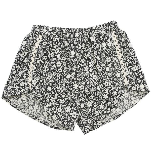 oh baby! Lindy Shorts - Midnight Garden