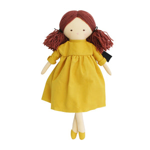 Alimrose Matilda Doll - Butterscotch