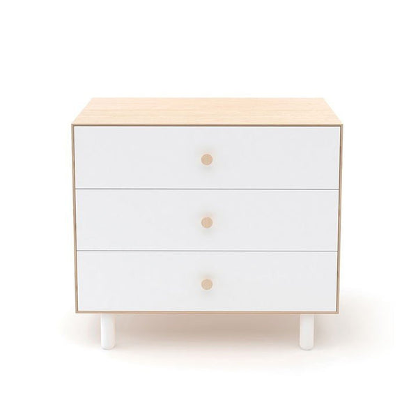 Oeuf Merlin 3 Drawer Dresser - Fawn - oh baby!