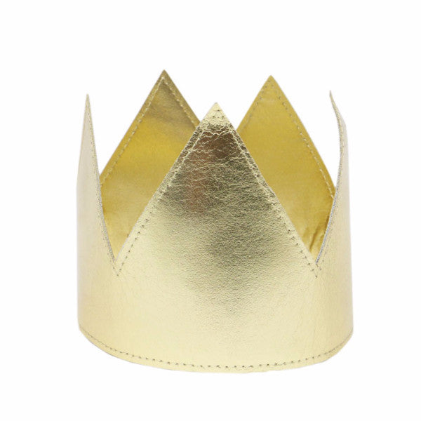 oh baby! Metallic Crown - Gold - oh baby!