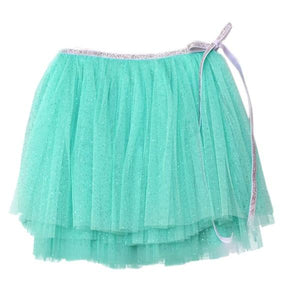 oh baby! Glinda Wrap Skirt - Infant - Mint